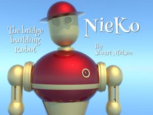 NieKo bridge building robot