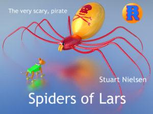 SpidersofLarsStuartNielsen
